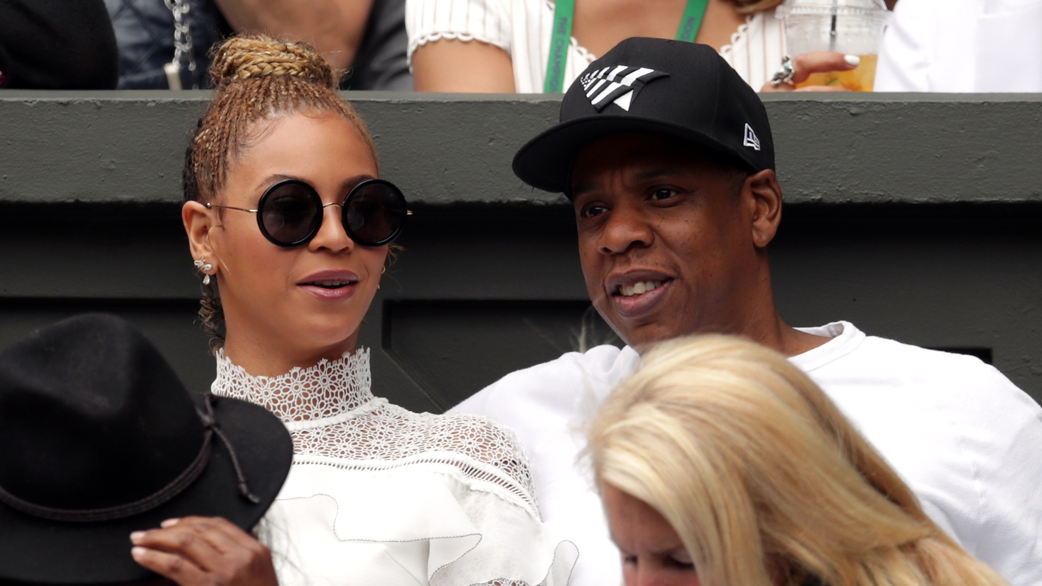 Beyonce and Jay Z 'celebrating birth of twins